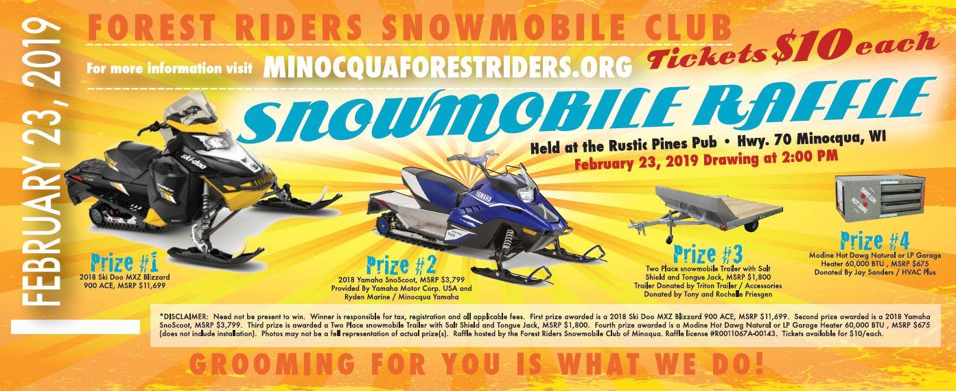 minocqua-forest-riders-raffle-ticket